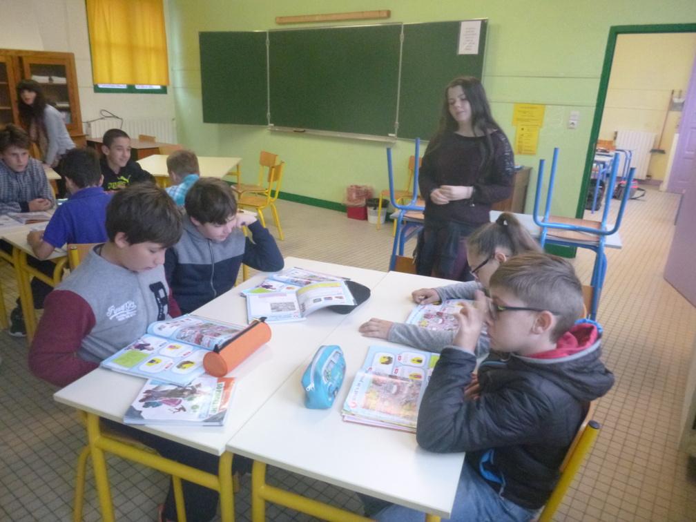 Exemple De Travail En Ilots Espagnol - Exemple de Groupes